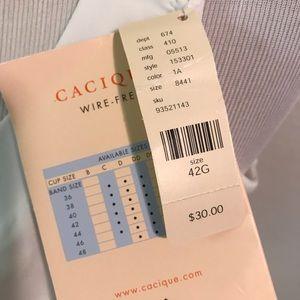 Cacique Intimates & Sleepwear - New w/tags Cacique plus Size  Bra